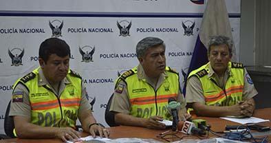 """322 """"malos policías"""" fuera de la institución"""