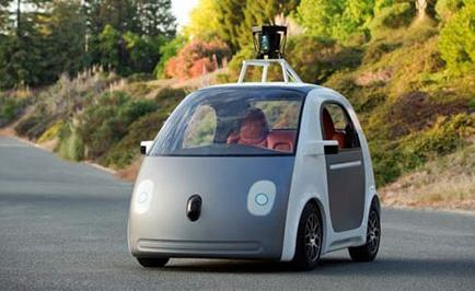 Autonomía del Google Car sería de 161 kms