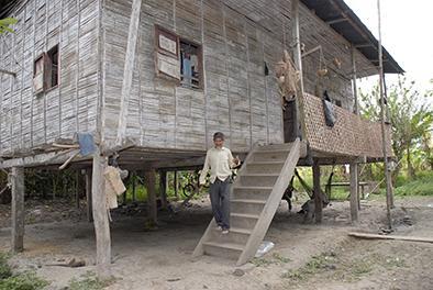 El confort de las casas manabitas