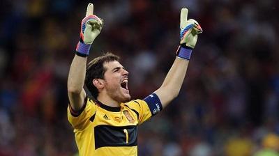 Iker Casillas podría convertirse en una leyenda del Mundial
