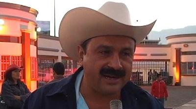 "Un político mexicano admite que robó ""poquito"""