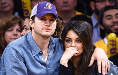 Ashton Kutcher y Mila Kunis se casarán después de que nazca el bebé
