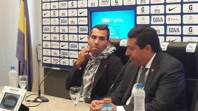 'Duele estar fuera' de la selección de Argentina, dice Carlos Tévez