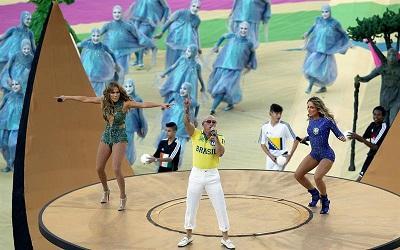 La inauguración del Mundial fue la más corta de la historia y genera críticas