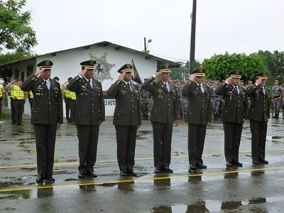 Incorporan nuevos jefes para la seguridad de Santo Domingo