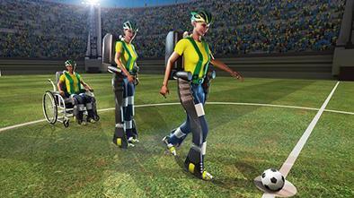 Crean un exoesqueleto para los parapléjicos