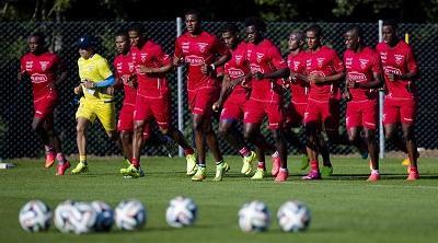 La Selección de Ecuador se concentra desde hoy en Brasilia