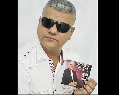 """Ángelo Zamora lanza """"Gracias a Dios"""""""