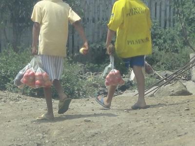 3.960 menores han sido retirados de mercados y calle en Manta