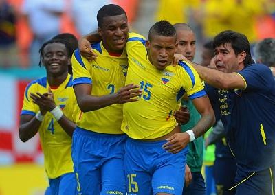 Ecuador sería eliminado en la fase de grupos, según estudio alemán