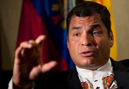 Correa viaja a Bolivia para asistir a la inauguración de la Cumbre del G77