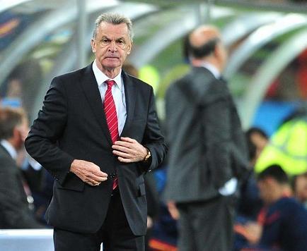 El entrenador suizo destaca el juego de equipo y la fuerza de Ecuador