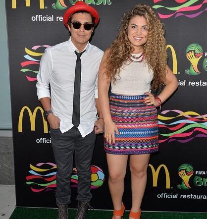 Dúo Periko & Jessi León canta para el Mundial mientras prepara disco