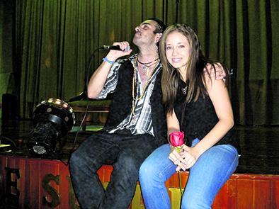 """""""Yo me llamo"""" Ricardo Arjona dio un concierto"""