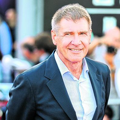 Harrison Ford sufrió un accidente