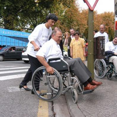 Más hombres con discapacidad