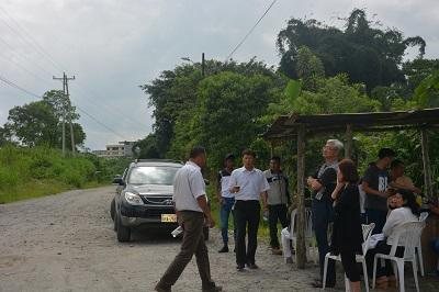 Coreanos mueren en un accidente de tránsito en la vía Quinindé-Santo Domingo
