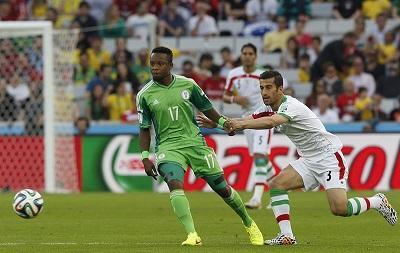 Irán empata 0-0 a Nigeria en el Arena da Baixada de Curitiba