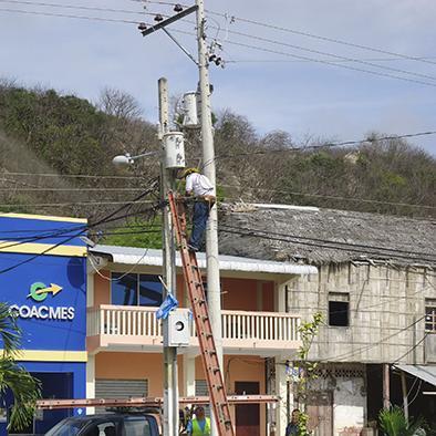 CNT amplíará el servicio de telefonía e internet en Nuevo Portoviejo