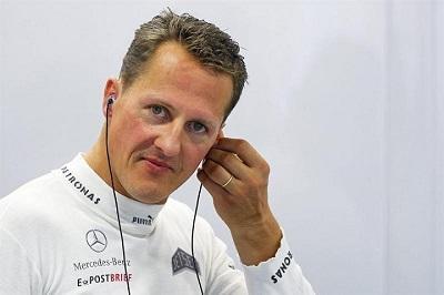 Michael Schumacher despierta del estado de coma y es trasladado a otro hospital