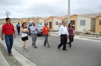 """Evalúan proyecto """"Sí mi casa"""""""