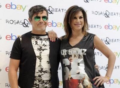 Alejandro Sanz y su esposa presentan su primera colección de ropa