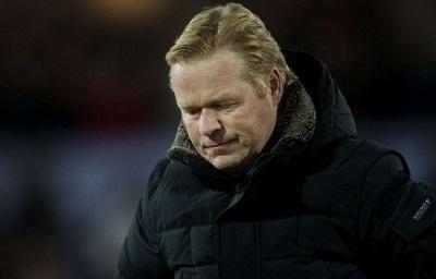 Ronald Koeman ficha como entrenador del Southampton