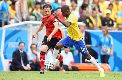 Brasil y México empatan 0-0 en la segunda jornada del Grupo A