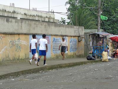 Moradores del barrio 14 de Julio piden obras