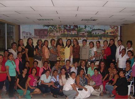 Patronato Municipal con 60 voluntarias