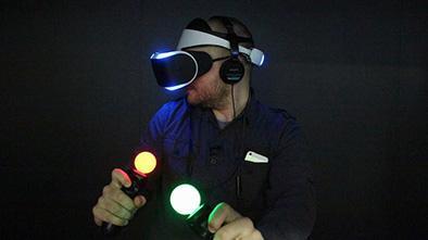 Anuncian casco de realidad virtual en el 2015