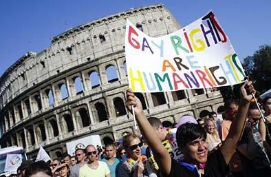 Permitirán la unión civil gay