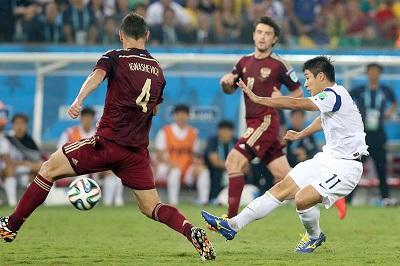 Rusia y Corea del Sur no se hicieron daño en su debut en el Mundial Brasil 2014