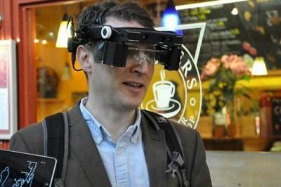Desarrollan unas gafas inteligentes para personas con visión limitada