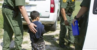 Honduras pide a Acnur interceder por niños indocumentados retenidos en EE.UU.