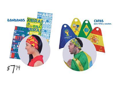 El Mundial se vive en Rio Store y Mi Comisariato