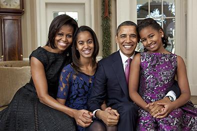 Hija de Obama fue asistente de Spielberg