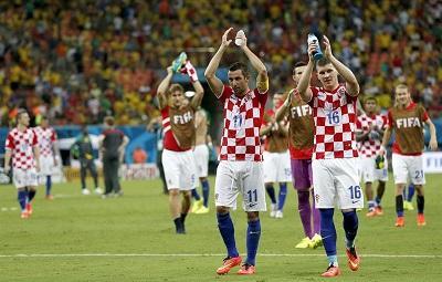 Croacia golea 4-0 a Camerún y lo saca del Mundial