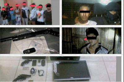 Desarticulan presunta banda de 'robacarros' en Manta