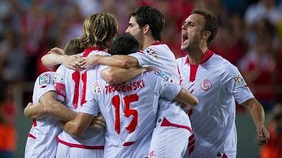 El Sevilla encabeza la participación de la Liga Europa 2014/15