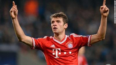 Gerd Müller cree que Thomas Müller superará a Ronaldo