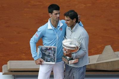 Djokovic, cabeza de serie número uno, y Nadal el dos en Wimbledon