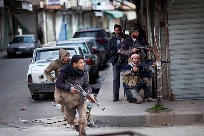 Siria es el país menos pacífico del mundo