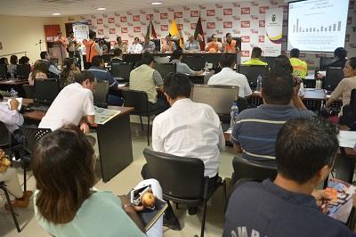Ocho mesas técnicas trabajarán en Santo Domingo frente al fenómeno de El Niño