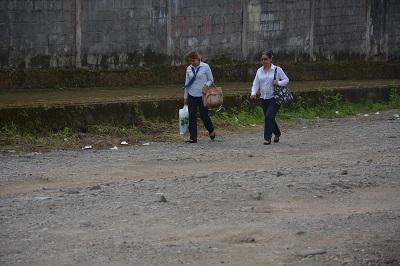 Calle Gonzalo Díaz de Pizarro se encuentra en pésimas condiciones