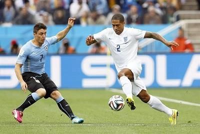 Uruguay se mide a Inglaterra en Sao Paulo