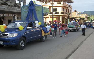 Iglesia inicia eventos por fiestas patronales