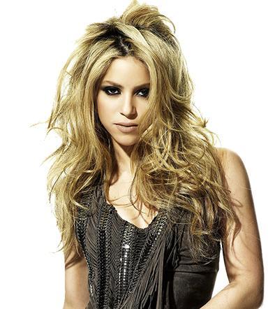 Shakira y su 'la la la' se imponen