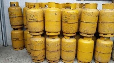 Decomisan cilindros de gas en Santo Domingo
