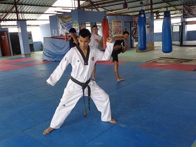 Deportistas 'tsáchilas' participarán en torneo internacional de Taekwondo